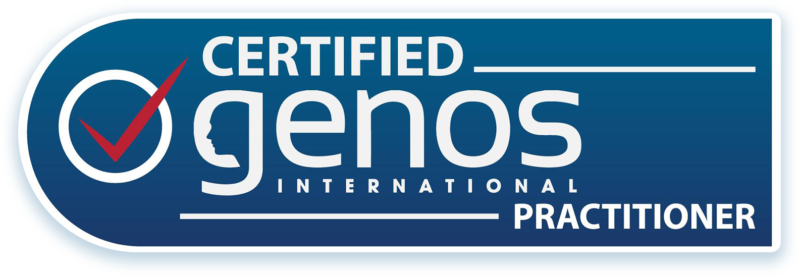 Helina Mellanen Certified Emotional Intelligence Practitioner Badge Contact Page