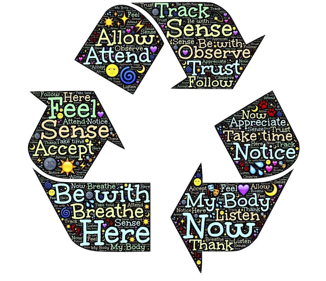 3 Opettele helpottamaan stressiä siinä hetkessä